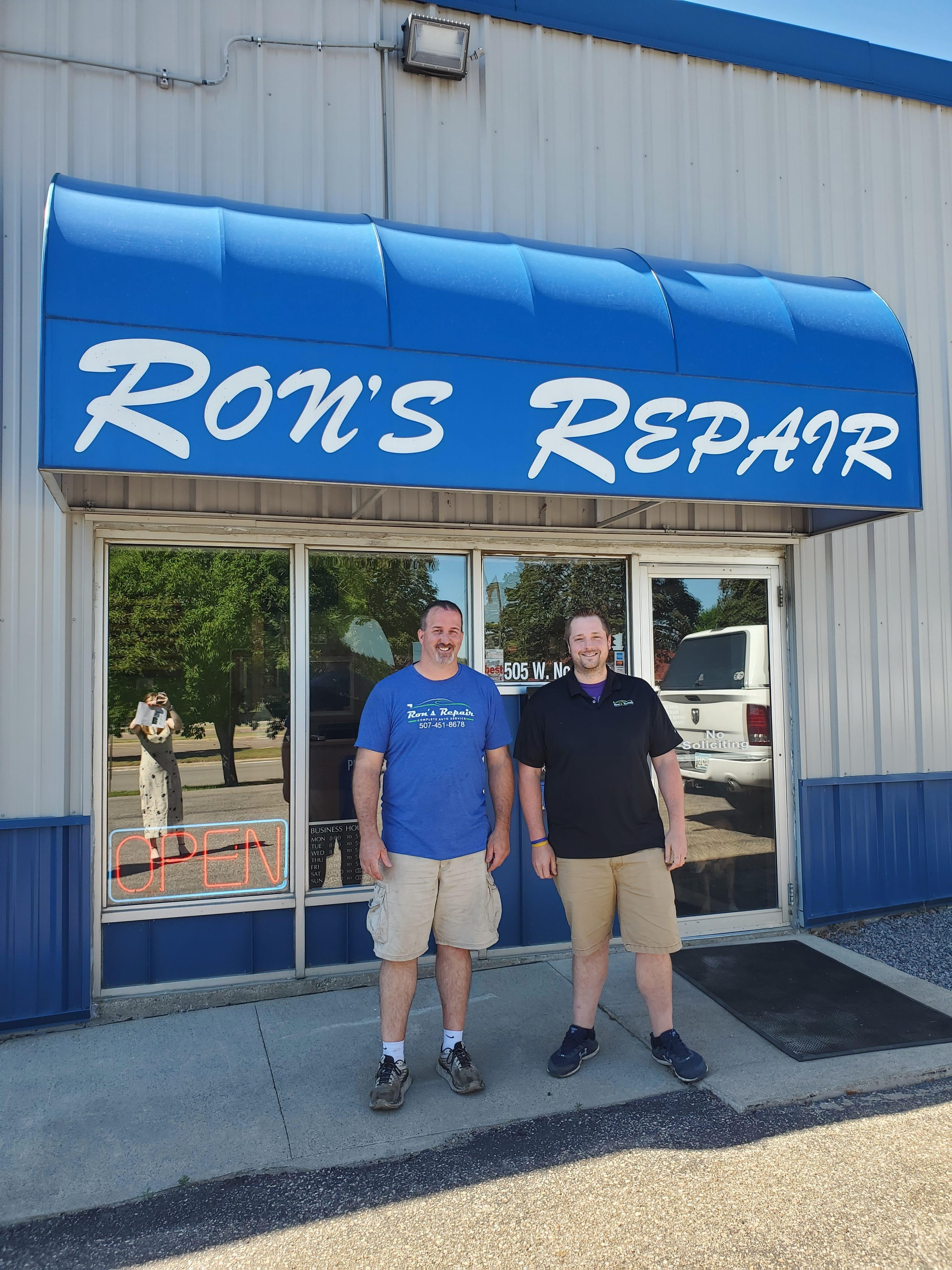 Image for Ron's Repair - 2017, 2018, and 2020 Best Auto Repair Shop in Owatonna!