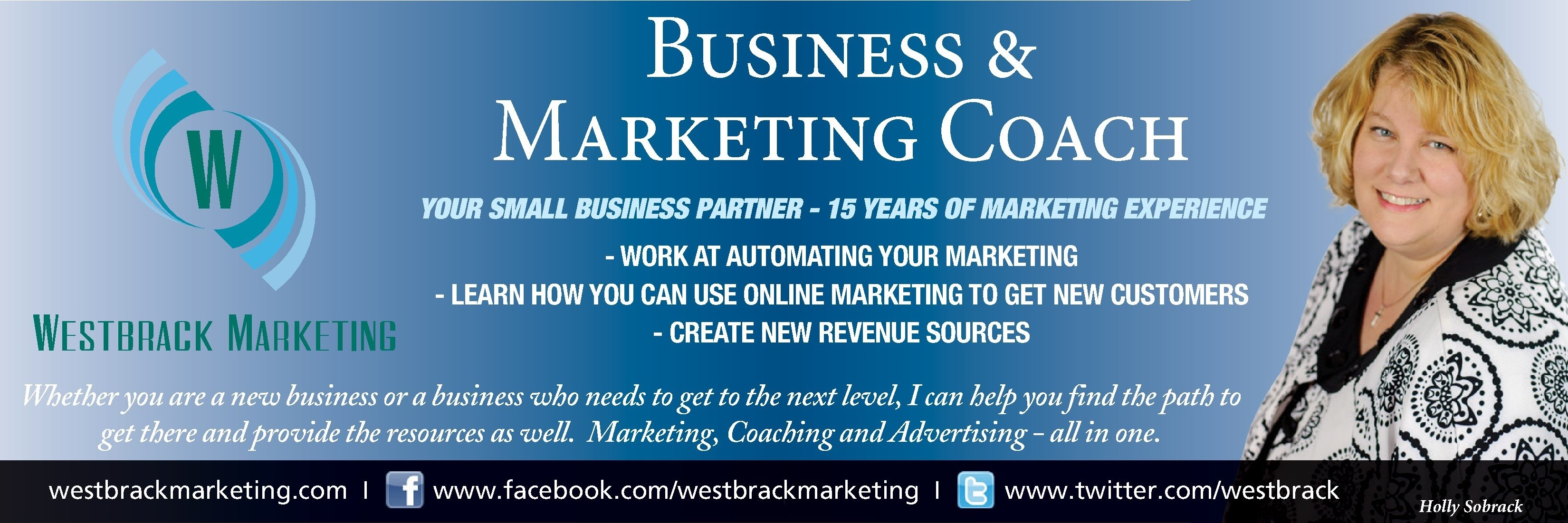 Image for Westbrack Marketing - Your small business partner!