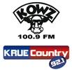 KOWZ & KRUE Radio