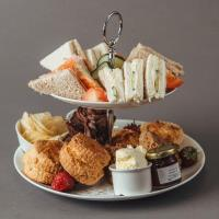 High Tea at Cornwall Business Fair