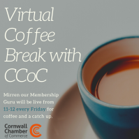 Virtual Coffee Break with CCoC