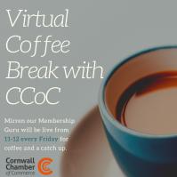 Virtual Coffee Break with CCoC