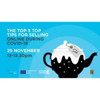 THE TOP 5 TOP TIPS FOR SELLING ONLINE DURING COVID-19