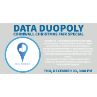 Data Duopoly Cornwall Christmas Fair Special