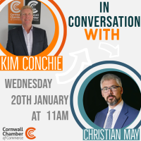 Kim Conchie in Conversation with Christian May