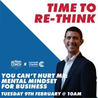You can't hurt me: Mental mindset for business