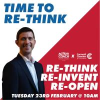 Re-think, Re-invent & Re-open