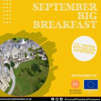 September 2021 BIG Breakfast - Alverton Hotel, Truro
