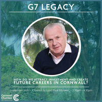 G7 Legacy – How do we Attract Investment and Create Future Careers in Cornwall?