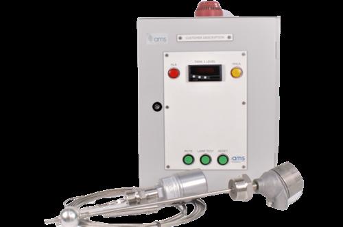 Industrial alarm panel
