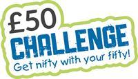 Take on the £50 Challenge