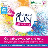 Businesses backing Rainbow Run means more support for children needing hospice care