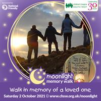 Children's Hospice memory walk is back in Falmouth