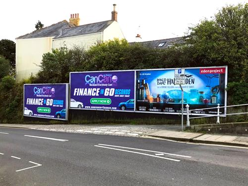 Richmond Hill Billboards, Truro