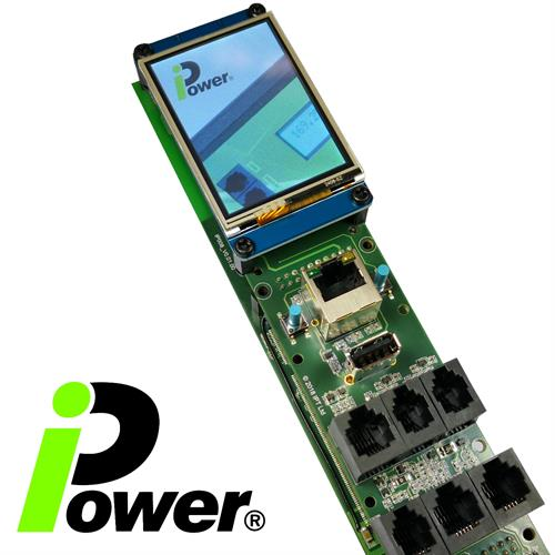 Second generation ACU for the PDU-SNMP Power Distribution Unit developed for IPT Limited.
