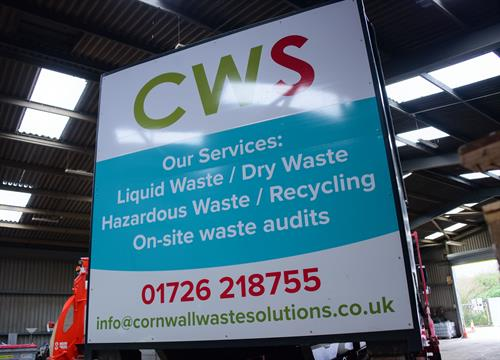 We can service any of your waste streams.