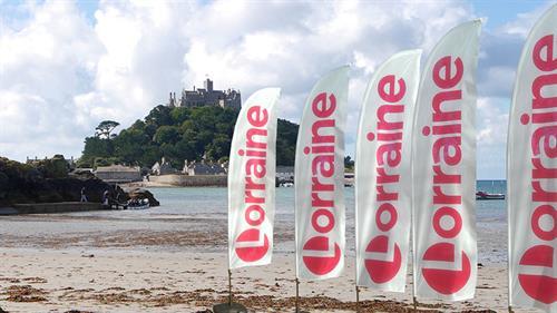 Lorraine Flags