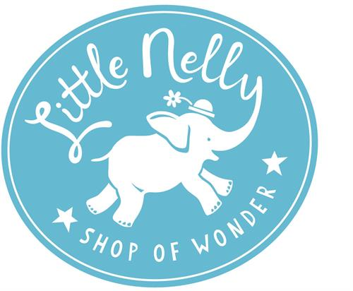 Brand identity / logo design for Falmouth clothes shop Little Nelly