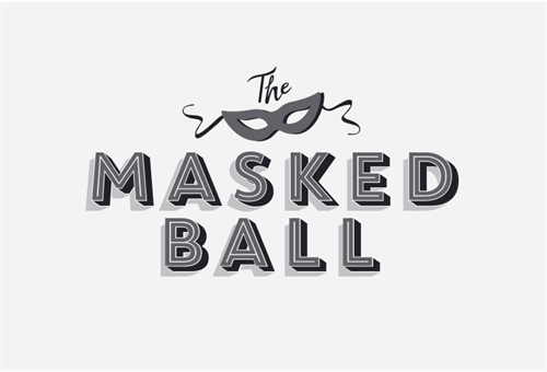 Logo design for The Masked Ball