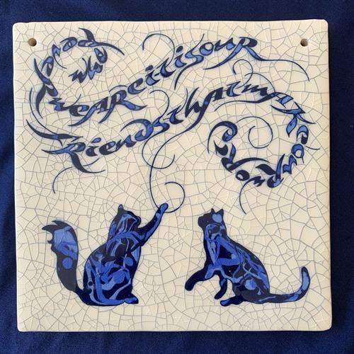 Individual Tiles - Cats