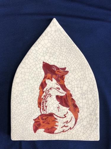Individual Tiles - Fox & Vixen