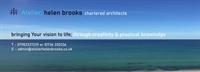Atelier; helen brooks chartered architects