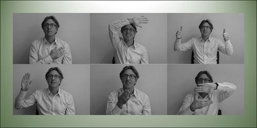 Some examples of video sign language