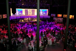 Charity Gala Dinner_Ubuntu_Roundhouse London_400pax
