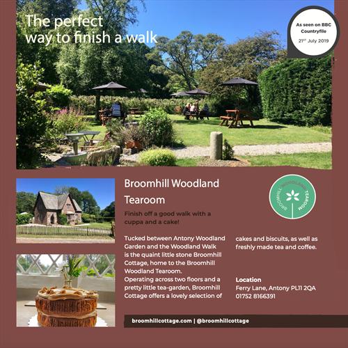 Broomhill Woodland Tearoom