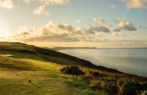 Whitsand Bay Golf Course