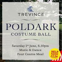 Poldark Costume Ball