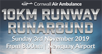 Cornwall Air Ambulance Runway Runaround 2019