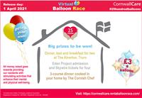 Cornwall Care - Virtual Balloon Race