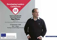 Developing Leaders Conference - Impact Leadership with Nigel Risner