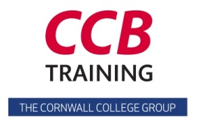 CCB Training - Cornwall College Business