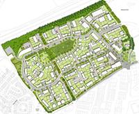 CEC's landscape design for a housing scheme in Camborne