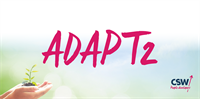 CSW Group are delighted to announce the launch of the new support service ADAPT2.