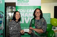 Coodes raises £15,000 for Macmillan Cancer Support in Cornwall