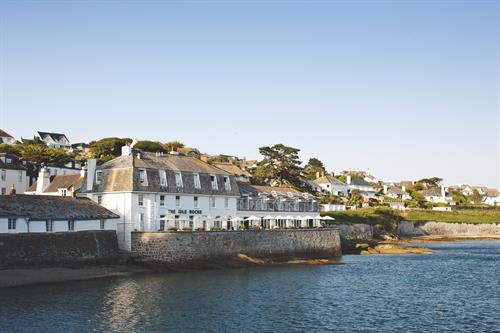 The Idle Rocks, St Mawes