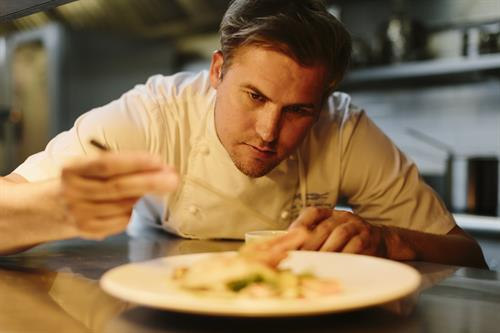 Executive Head Chef, Dorian Janmaat