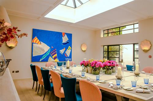 Private Dining at St Mawes Hotel