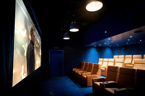 Hidden Cinema at St Mawes Hotel