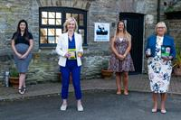 Rt Hon Liz Truss MP, Secretary of State for International Trade visits Ideal Foods Ltd