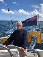Budock Vean's Intrepid Ted - Still Helming at 91