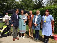 Trewithen Classic Cars and Country Fayre July 2017