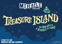 Miracle Theatre's 'Treasure Island' 13 December to 5 January at Princess Pavilion Falmouth