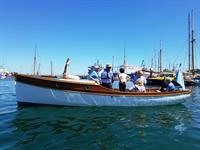 New Heritage Boat Tours at National Maritime Museum Cornwall