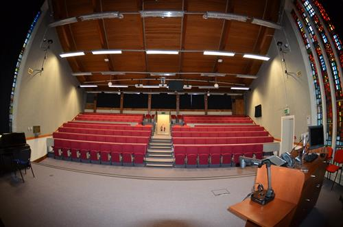 The Chapel Lecture Theatre