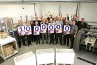 Millionth pack of Top Trumps to be produced in St Austell comes off the production line