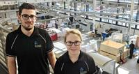 St Austell Printing Company develops the next generation of printing experts